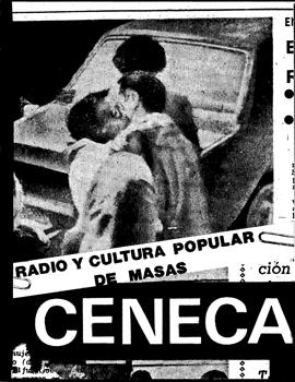 Cubierta para Radio y cultura popular de masas