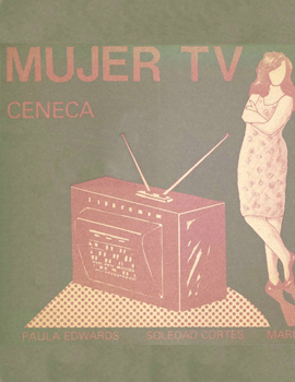 Cubierta para Mujer TV : guía de trabajo con grupos de mujeres pobladoras