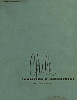 Cubierta para Chile turístico e industrial