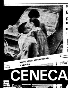 Cubierta para Notas sobre autoritarismo y lectura en Chile