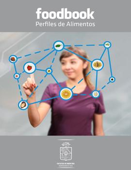 Cubierta para Foodbook: perfiles de alimentos
