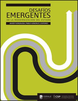 Cubierta para Desafíos emergentes de la modernización del Estado: reflexiones y casos de América Latina y Europa