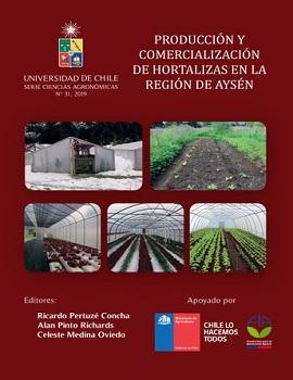 Cubierta para Producción y comercialización de hortalizas en la Región de Aysén