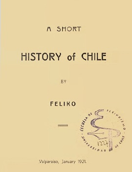 Cubierta para A short history of Chile