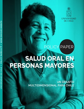 Cubierta para Salud oral en personas mayores: un desafío multidimensional para Chile