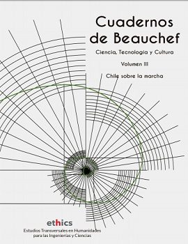 Cubierta para Cuadernos de Beauchef: ciencia, tecnología y cultura: vol. III Chile sobre la marcha