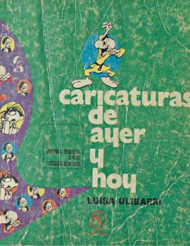 Cubierta para Caricaturas de ayer y hoy