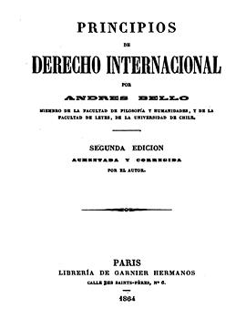 Cubierta para Principios de derecho internacional