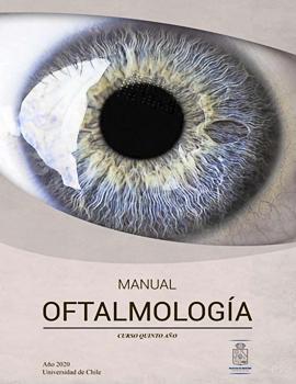 Cubierta para Manual de oftalmología: curso quinto año