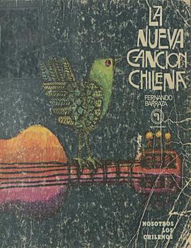 Cubierta para La nueva canción chilena