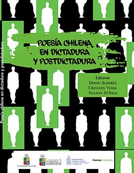 Cubierta para Poesía chilena en dictadura y postdictadura