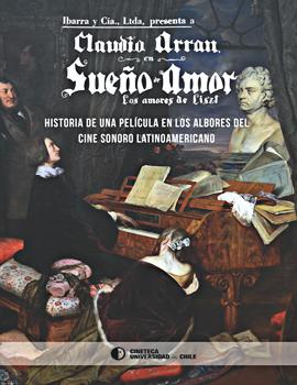 Cubierta para Sueño de amor: historia de una película en los albores del cine sonoro latinoamericano
