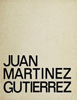 Cubierta para Juan Martínez Gutiérrez