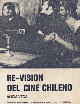 Cubierta para Re-visión del cine chileno