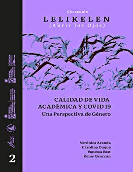 Cubierta para Calidad de vida académica y COVID 19: una perspectiva de género
