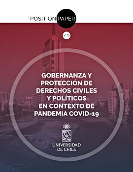 Cubierta para Gobernanza y protección de derechos civiles y políticos en contexto  de pandemia COVID-19