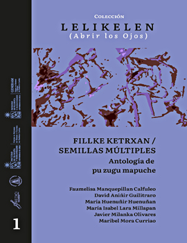 Cubierta para Fillke Ketrxa / Semillas múltiples: antología de pu zugu mapuche