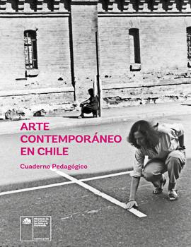Cubierta para Arte contemporáneo en Chile: cuaderno pedagógico