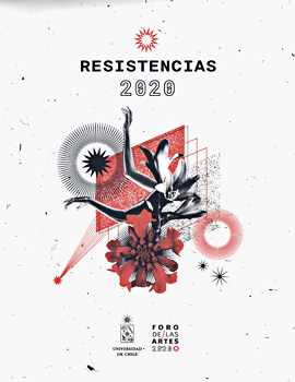 Cubierta para Resistencias: Foro de las Artes 2020