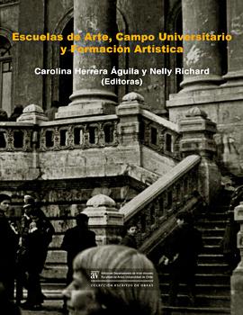 Cubierta para Escuelas de Arte, campo universitario y formación artística