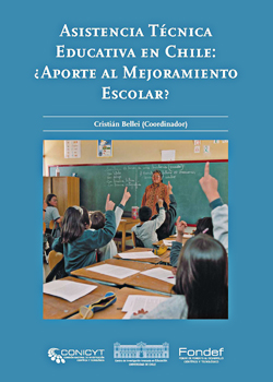 Cubierta para Asistencia técnica educativa en Chile: ¿aporte al mejoramiento escolar?
