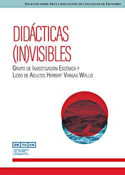 Cubierta para Didácticas (in)visibles