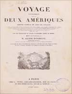 Cubierta para Voyage pittoresque dans les deux Amériques: résumé général de tous les voyages de Colomb, Las-Casas, Oviedo... etc.