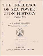 Cubierta para The Influence of sea power upon history: 1660-1783
