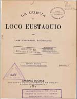 Cubierta para La cueva del loco Eustaquio
