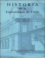 Cubierta para Historia de la Universidad de Chile