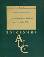 Cubierta para La arquitectura chilena en el siglo XIX