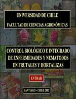 Cubierta para Control biológico e integrado de enfermedades y nematodos en frutales y hortalizas