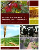 Cubierta para Estadística descriptiva, probablilidad e inferencia: una visión conceptual y aplicada