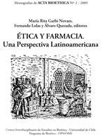 Cubierta para Ética y farmacia: una perspectiva latinoamericana