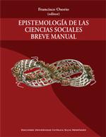 Cubierta para Epistemología de las ciencias sociales: breve manual