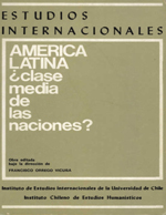Cubierta para América Latina: ¿clase media de las naciones?