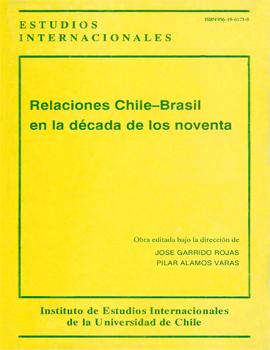 Cubierta para Relaciones Chile-Brasil en la década de los noventa