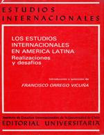 Cubierta para Los estudios internacionales en América Latina: realizaciones y desafíos