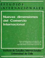 Cubierta para Nuevas dimensiones del comercio internacional