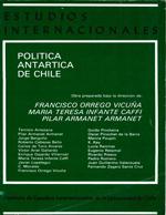 Cubierta para Política Antártica de Chile