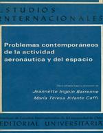 Cubierta para Problemas contemporáneos de la actividad aeronáutica y del espacio