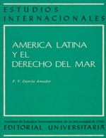 Cubierta para América Latina y el derecho del mar