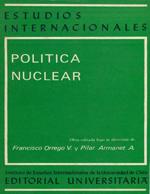 Cubierta para Política nuclear