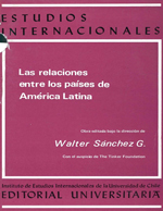 Cubierta para Las relaciones entre los países de América Latina