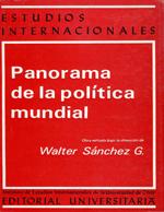 Cubierta para Panorama de la política mundial