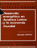 Cubierta para Desarrollo energético en América Latina y la economía mundial