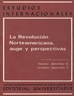 Cubierta para La revolución norteamericana, auge y perspectivas