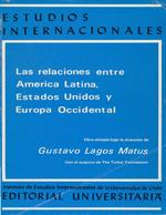 Cubierta para Las relaciones entre América Latina, Estados Unidos y Europa Occidental