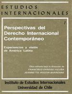 Cubierta para Perspectivas del derecho internacional contemporáneo: experiencias y visión de América Latina: volumen 1: Los complejos de obras publicas binacionales y multinacionales