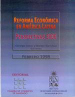 Cubierta para Reforma económica en América Latina: perspectivas 2000